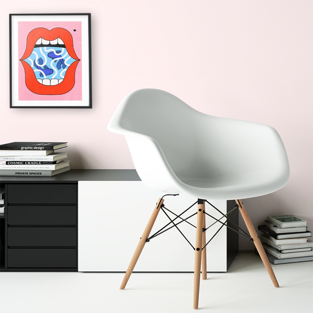 scombinanto-colomboni-poster-fine-art-print-stampa-home-illustrazione-illustration-gift-casa-regalo-labbra-rosse-pesci-red-lips-fish (2)