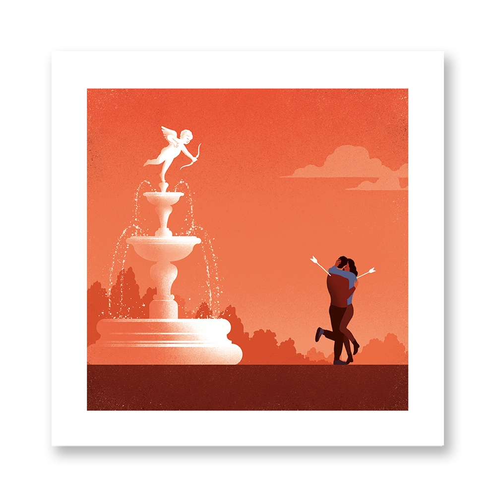 davide-bonazzi-poster-fine-art-print-stampa-home-illustrazione-illustration-gift-casa-regalo-febbraio-february-internazionale-cupido-cupid-love-amore