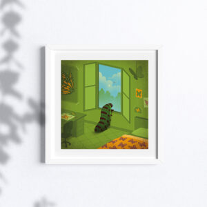 davide-bonazzi-poster-fine-art-print-stampa-home-illustrazione-illustration-gift-casa-regalo-marzo-march-internazionale-primavera-spring-caterpillar-bruco-farfalla-butterfly.jpg